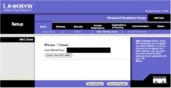 Owen Mundy » Internet service just got creepy: How to set up