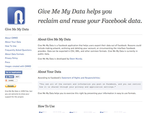 give-me-my-data