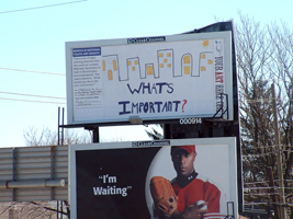 Whats Important? by Tashana, Billboard Generation II, Indianapolis, IN, 2004